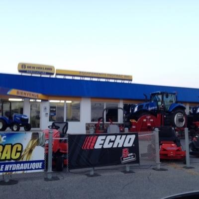 Inotrac Inc - Vente de tracteurs - 450-347-5596