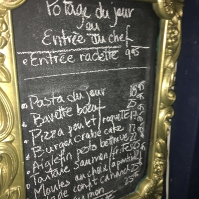 Restaurant Comme Par Hasard - Bistros
