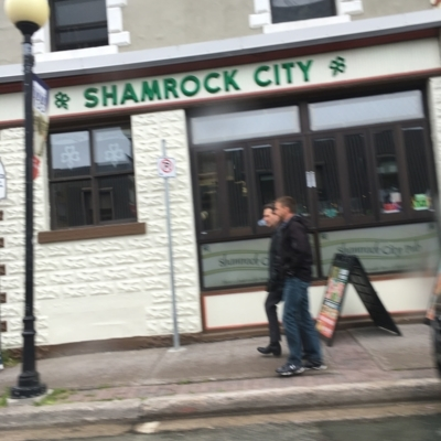 Shamrock City Pub - Pub - 709-758-5483
