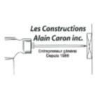 Les Constructions Alain Caron Inc - Entrepreneurs en construction