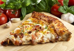 Single slices for single pizza lovers in Edmonton