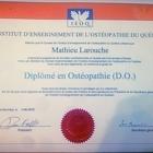 Larouche Ostéopathie - Physiothérapeutes - 506-380-5152