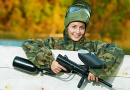 Take aim at Montreal's top paintball destinations
