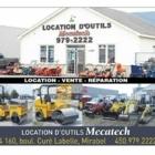 Location D'Outils Mecatech - General Rental Service