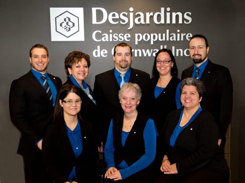 Desjardins Auto Insurance >> Caisse Desjardins - Cornwall, ON - 840 Pitt St | Canpages