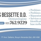 Denturologiste Bessette Louis D D - Denturists - 819-762-9229