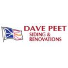 Dave Peet Siding & Renovations. - Logo