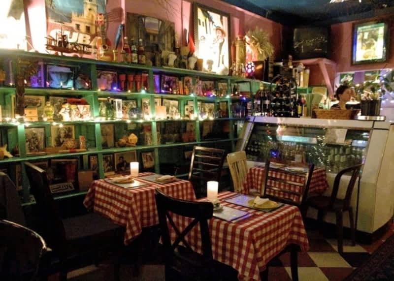 photo Julie's Cuban Restaurant