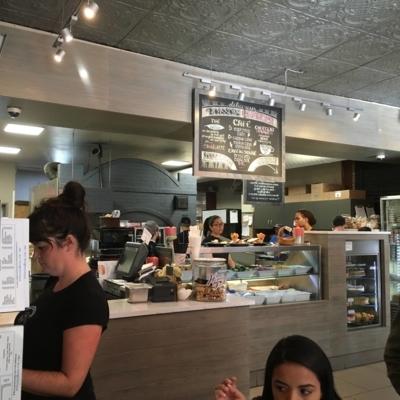 St-Viateur Bagel - Cafes Terraces - 514-528-6361