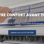 Chauffage André Rogier & Fils - Heating Contractors - 819-246-9080