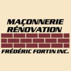 Maçonnerie Rénovation Frédéric Fortin Inc - Logo