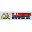 VJ Bishop Excavating Ltd - Logo