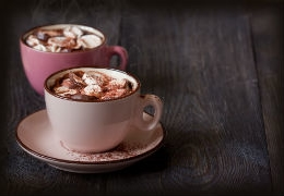 Drink in the decadence with these hot chocolates in Toronto