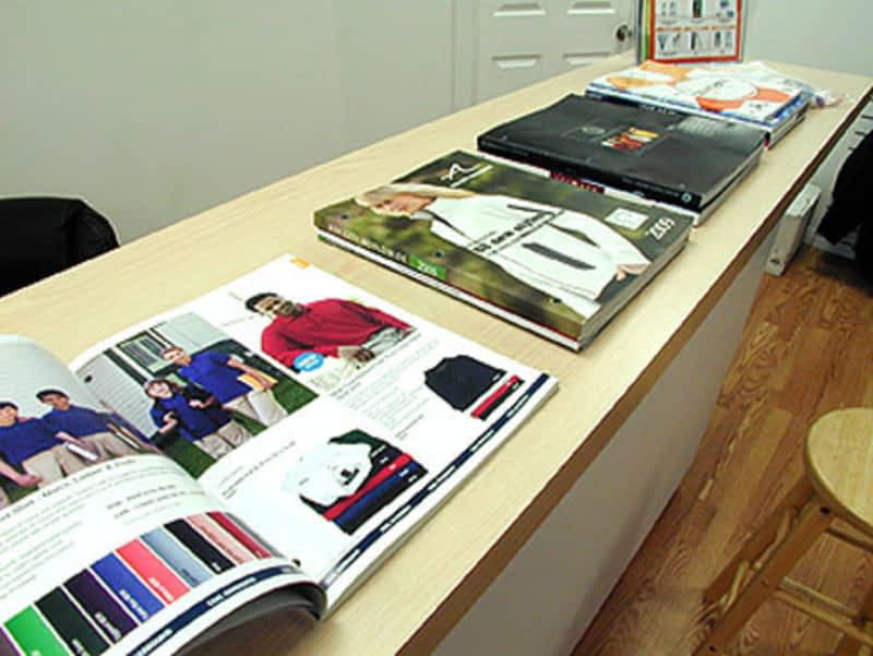 A brick shirt house winnipeg mb 1855 ness ave canpages for Custom t shirts mississauga