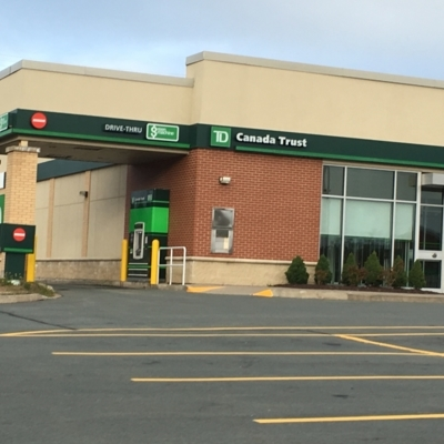 TD Canada Trust Branch & ATM - Banks - 902-420-8143