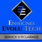 Enseignes Evolu-Tech - Enseignes