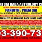 Om Sri Sai Baba Astrologer Center - Astrologues et parapsychologues