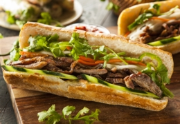 Find your favourite banh mi sandwich in Montreal