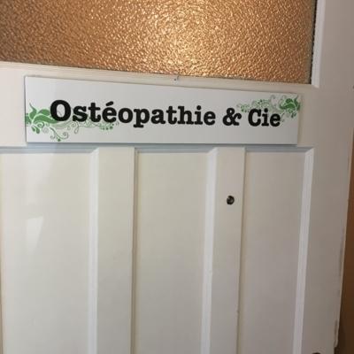 Ostéopathie & Cie - Cliniques - 450-466-9090