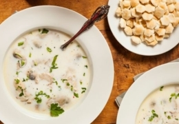 Chow down on the chowder from these Vancouver restaurants