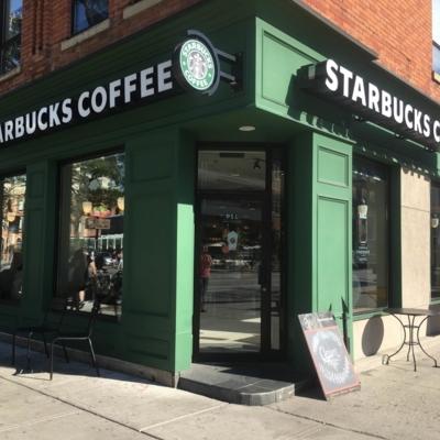 Starbucks - Cafés - 416-596-0101