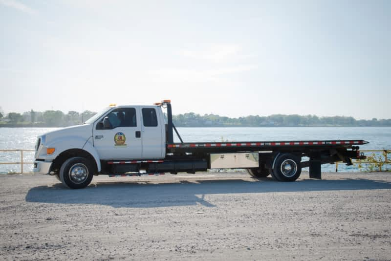 photo Captain Hook Towing & Recovery