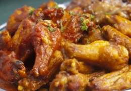 Indulge in some of Montreal's best chicken wings