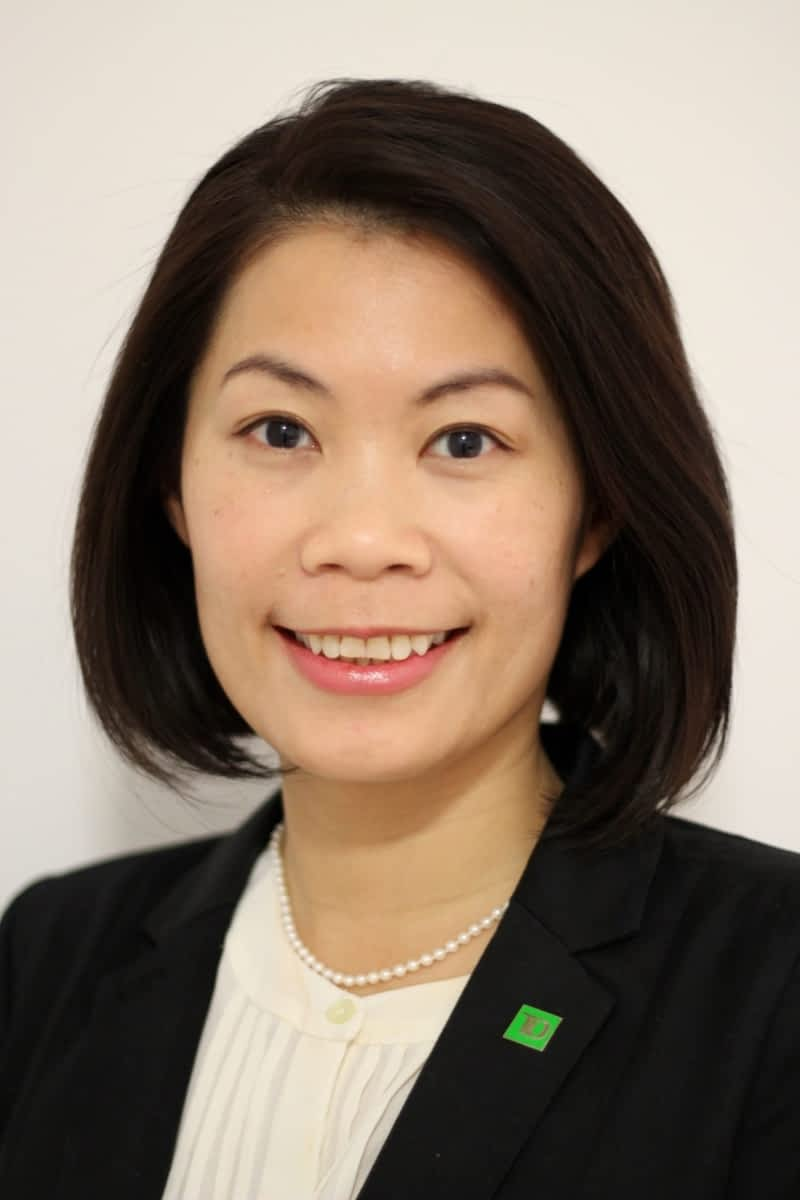 photo Janice Lui - TD Financial Planner