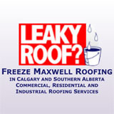 View Freeze Maxwell Roofing (Calgary) Ltd's Calgary profile