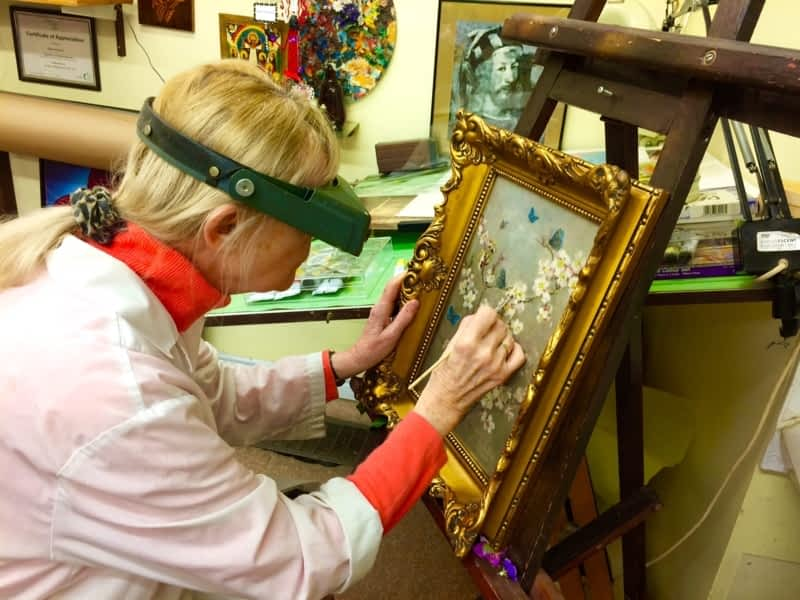 photo Fine Art Restorations