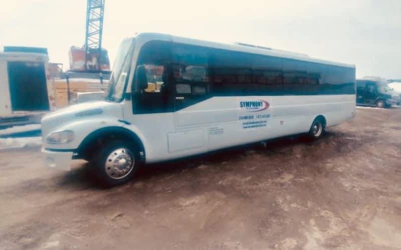 photo Symphony Bus International