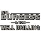 Burgess Wm & Son Well Drilling - Logo