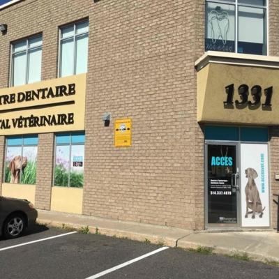 Accès Vet Hôpitaux Vétérinaires - Veterinarians - 514-337-4078