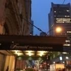 The Fairmont Hotel Vancouver - Hôtels - 604-684-3131