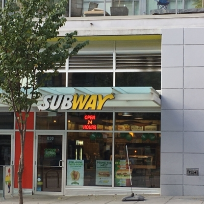 Subway - Sandwiches & Subs - 604-568-8660