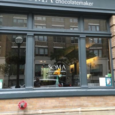 Soma Chocolate King St - Restaurants