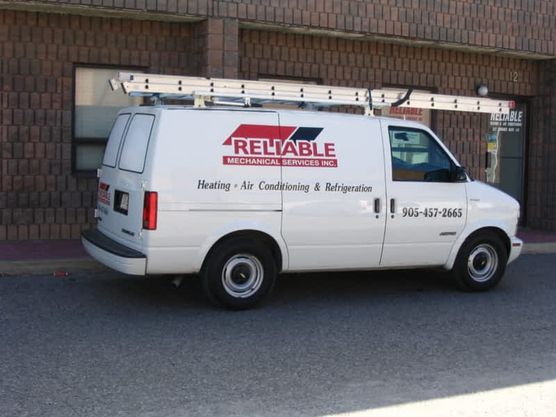 photo Reliable Mechanical Services Inc