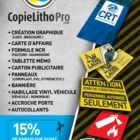 Copie Litho Pro - Lettrage d'enseignes - 514-388-3333