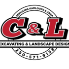 C&L Excavating and Landscape Designs - Logo