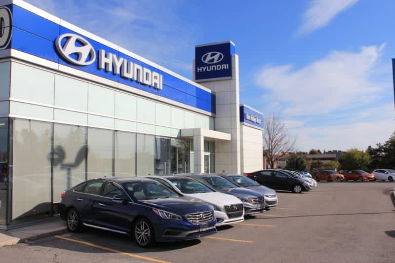 photo Don Valley North Hyundai