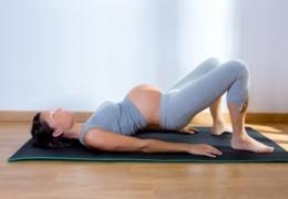 Prenatal workout classes in Edmonton