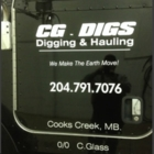 C G Digs Digging & Hauling - Excavation Contractors - 204-444-7844