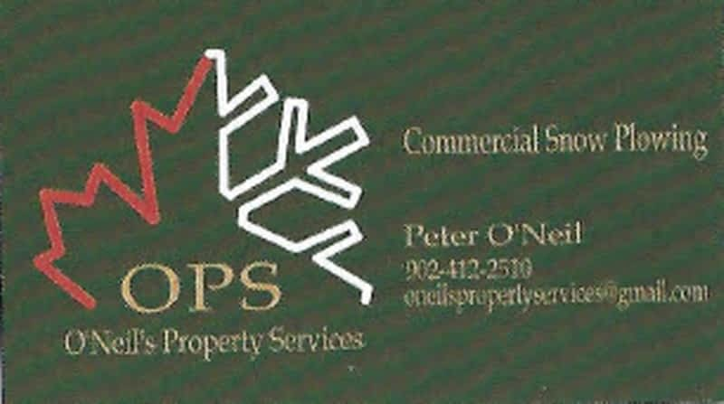 photo O'neil's Property Services