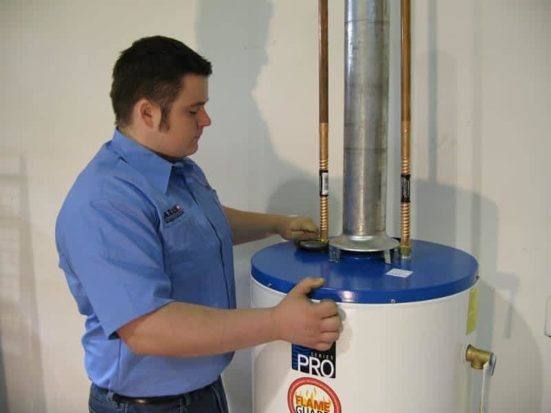 photo Western Water Heaters