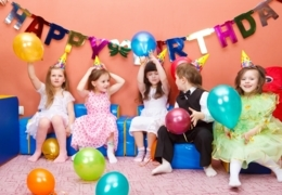 Birthday party venues for kids in Richmond