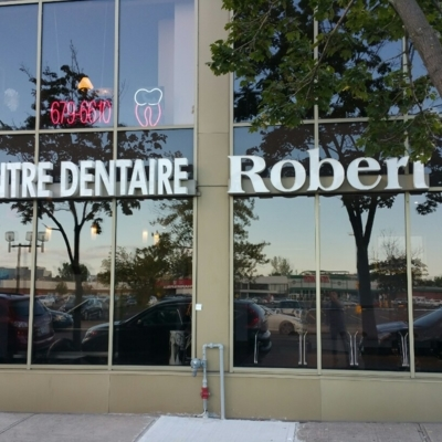 Centre Dentaire Robert & Associés - Dentistes - 450-679-6610