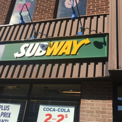 Subway - Sandwiches & Subs - 450-979-8661