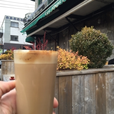 Café Olimpico - Cafés-terrasses - 514-495-0746