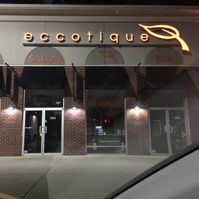 Eccotique Spa - Hairdressers & Beauty Salons - 604-460-9240