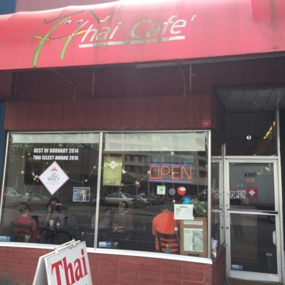 Thai Cafe - Thai Restaurants - 604-299-4525